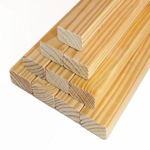 Sarrafo de Pinus Aparelhado 7 cm